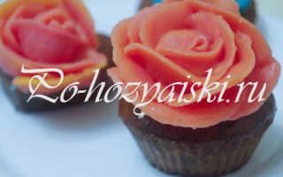 Шоколадные кексы с какао — рецепт с фото