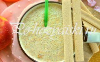 Как приготовить смузи из тыквы с гранолой — рецепты для блендера