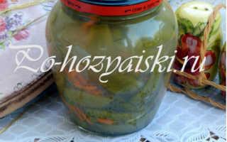 Спаржевая фасоль — рецепты приготовления на зиму с фото