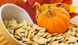 Использование тыквенных семечек для похудения