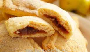 Сладкие равиоли «RAVIOLI DOLCI»: песочное итальянское печенье