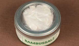 Бамбуковая соль для похудения