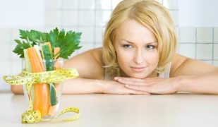 Как похудеть после праздника
