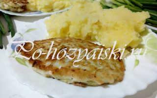 Как приготовить аппетитные капустные котлеты с фаршем