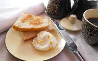 Сыр Маскарпоне, приготовленный в домашних условиях