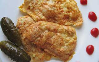 Куриные отбивные в «шубке» по Дюкану (2, 3, 4 этапы диеты)