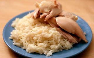 Диета на отварной курице, вкусное и полезное меню