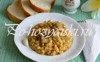 Перловка с мясом — вкусный рецепт с фото пошагово