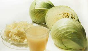 Такой полезный капустный сок для похудения