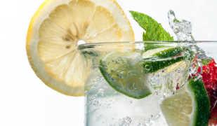 Рецепты коктейлей для похудения с лимоном
