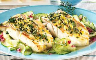 Диетические блюда из рыбы: несколько полезных рецептов