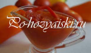 Лечо из болгарского перца с помидорами и морковью на зиму — рецепты с фото