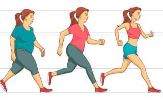 Сколько нужно бегать в день, чтобы похудеть на 10 кг