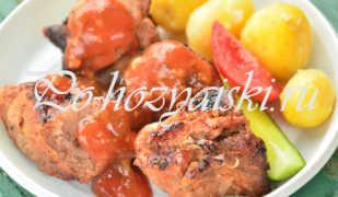 Шашлык из свинины на кефире — рецепт вкусного маринада с луком