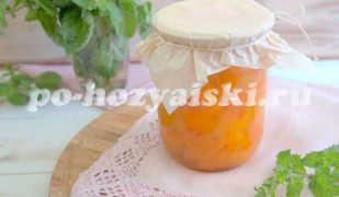Как приготовить джем из абрикосов в мультиварке