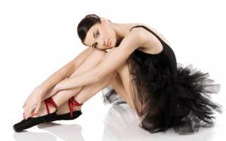 Диета балерин: минус один килограмм в день!