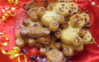 Домашние мишки Барни: рецепт как в магазине