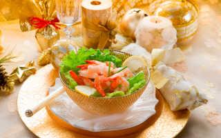 Диетический новогодний стол: вкусные и полезные рецепты