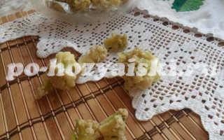 Как заморозить цветную капусту на зиму, рецепт с фото
