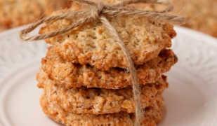 Как приготовить низкокалорийное печенье