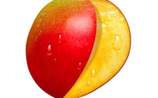 Диета на основе манго для похудения