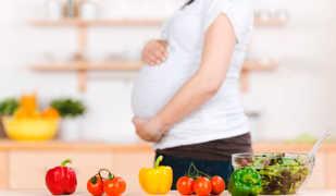 Как не поправиться во время беременности?