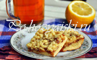 Печенье венское с вареньем — рецепт с фото пошагово