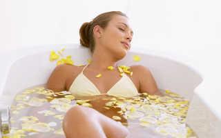 Как приготовить ванну с магнезией для похудения