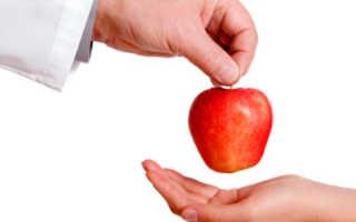 Особенности диеты медиков и примерный рацион на 7 и 14 дней