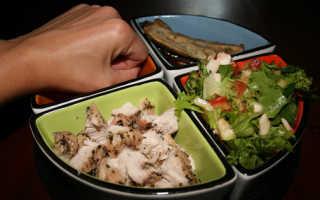 Уникальная диета Три кулака для похудения