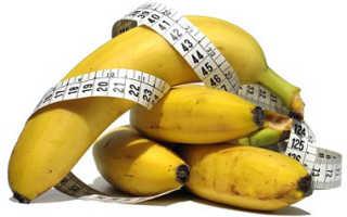 Эффективны ли разгрузочные дни на бананах и как их правильно проводить