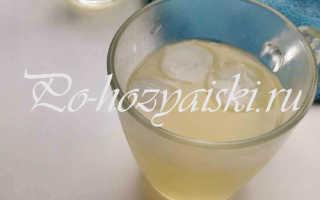 Как приготовить домашний лимонад из апельсинов и лимонов