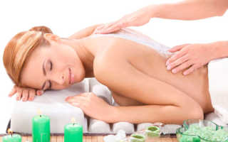 Лимфодренажное обертывание в домашних условиях