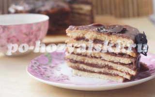 Как приготовить самый вкусный торт из песочного теста