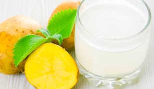 Эффективен ли картофельный сок для похудения