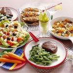 Три этапа Президентской диеты