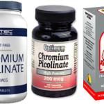 Пиколинат хрома для похудения отзывы