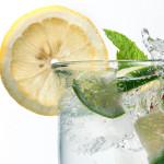 коктейль для похудения с лимоном