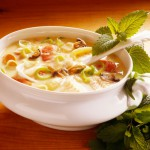 низкокалорийный суп рецепт