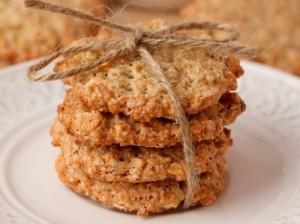 низкокалорийное печенье рецепт