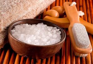 ванна с солью для похудения