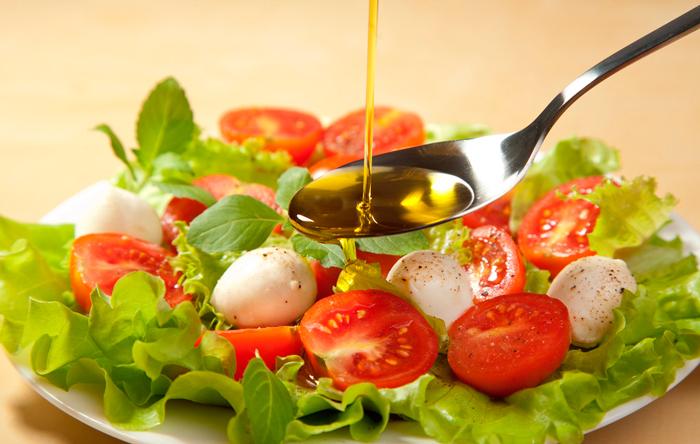 диетическая заправка для салата
