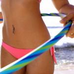 Как крутить обруч, чтобы похудеть