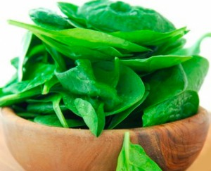 шпинат для похудения