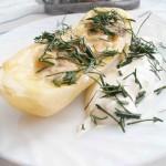 диетический картофель
