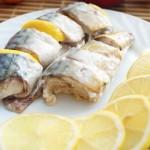 Приготовление диетической скумбрии в фольге с лимоном