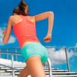 Бег и ходьба по лестнице для похудения