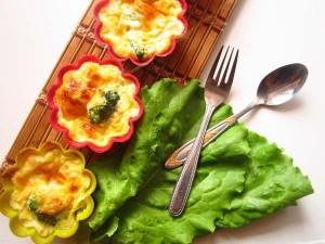 брокколи запеченная с сыром