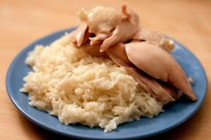 диета на отварной курице