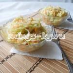 рецепт салата из свежей капусты с уксусом